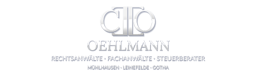 Handelsrecht – OEHLMANN Fachanwaelte Logo
